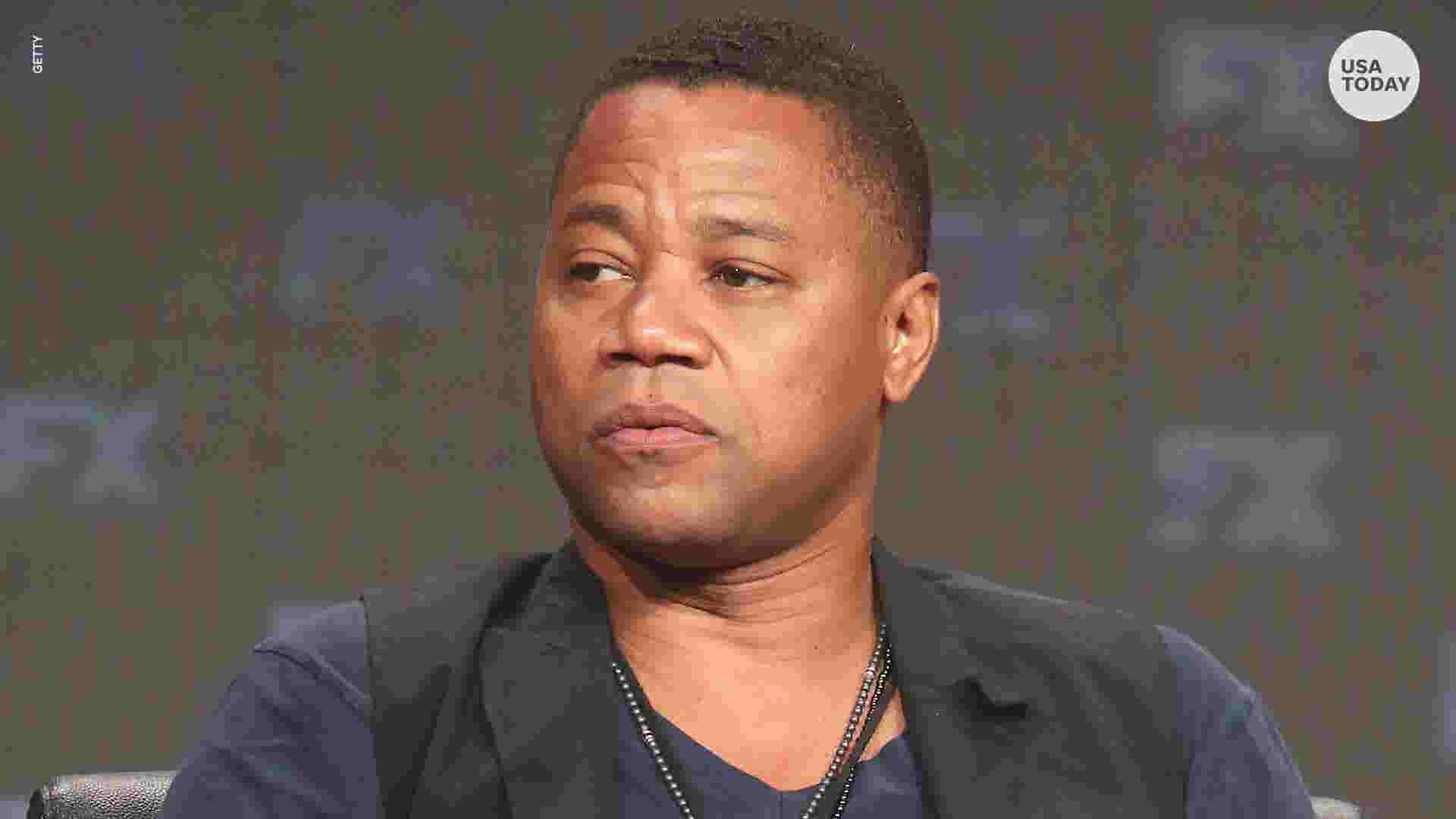 'Nothing happened': Cuba Gooding Jr  turned himself in after alleged  groping incident