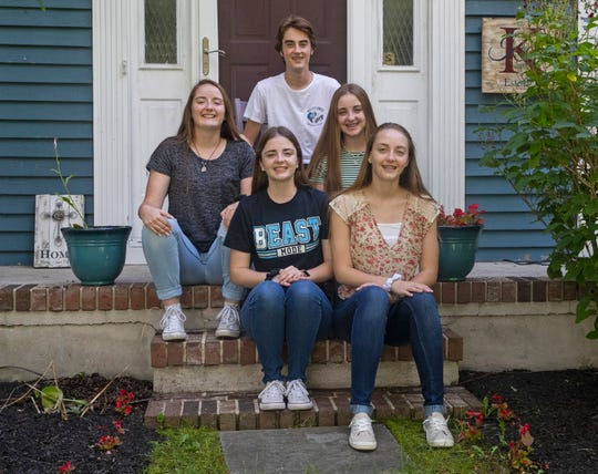 The Keogh quintuplets were born within three minutes of each other on May 18, 2001. Now they are nearing another milestone: high school graduation. They are graduating from Toms River East on Thursday.