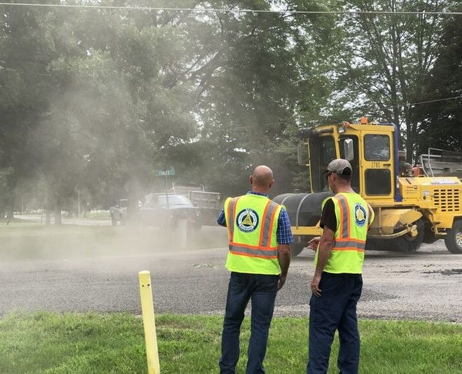 Construction season for the Calhoun County Road Department has started. The department will complete more projects this year than in years past.