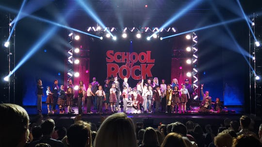 """The National Tour of """"School of Rock"""" took its final bow on June 9 in San Jose, California."""