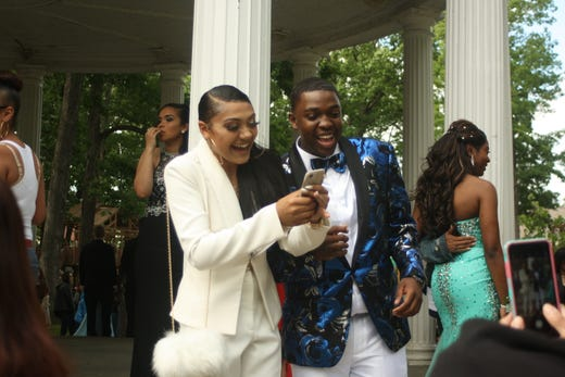 See all our photos of this year's Southern Tier proms here