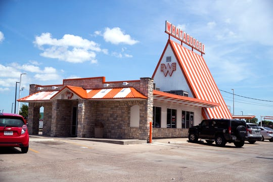 Whataburger at Gollihar and Kostoryz roads. A merchant bank will acquire a majority interest in Whataburger, the regional burger chain that started in Corpus Christi. The founding family will hold minority ownership.
