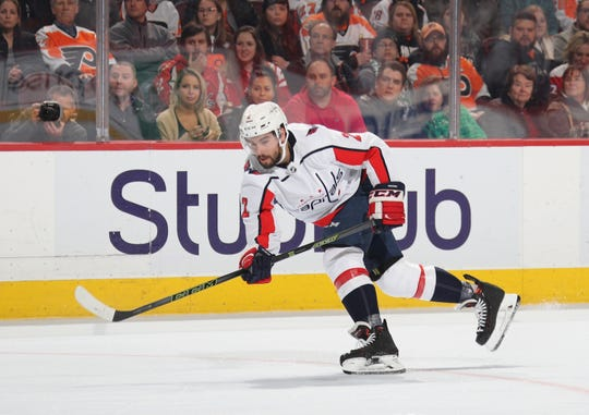 The Flyers acquired Matt Niskanen via trade Friday, sending Radko Gudas to the Washington Capitals.