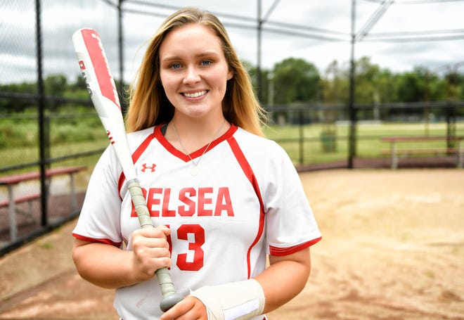 Delsea's Diana Parker is the Courier-Post Player of the Year.