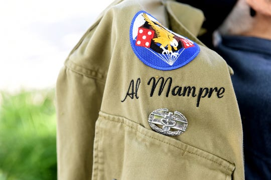Al Mampre, a World War II Band of Brothers medic, died May 31, 2019, at age 97.