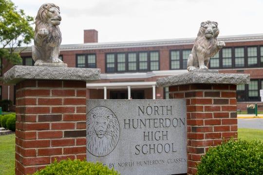 North Hunterdon High School.