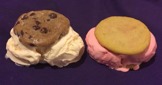 Desserts from Flirty Desserts.