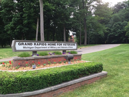 The Grand Rapids Home for Veterans