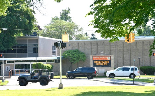 Dearborn High is among the schools in the district facing renovations if voters pass the proposed bond.
