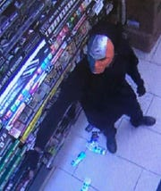 Southwest Florida Crime Stoppers is searching for an armed robber who stuck a 7-Eleven clerk in North Fort Myers Friday 6-14-19 morning.