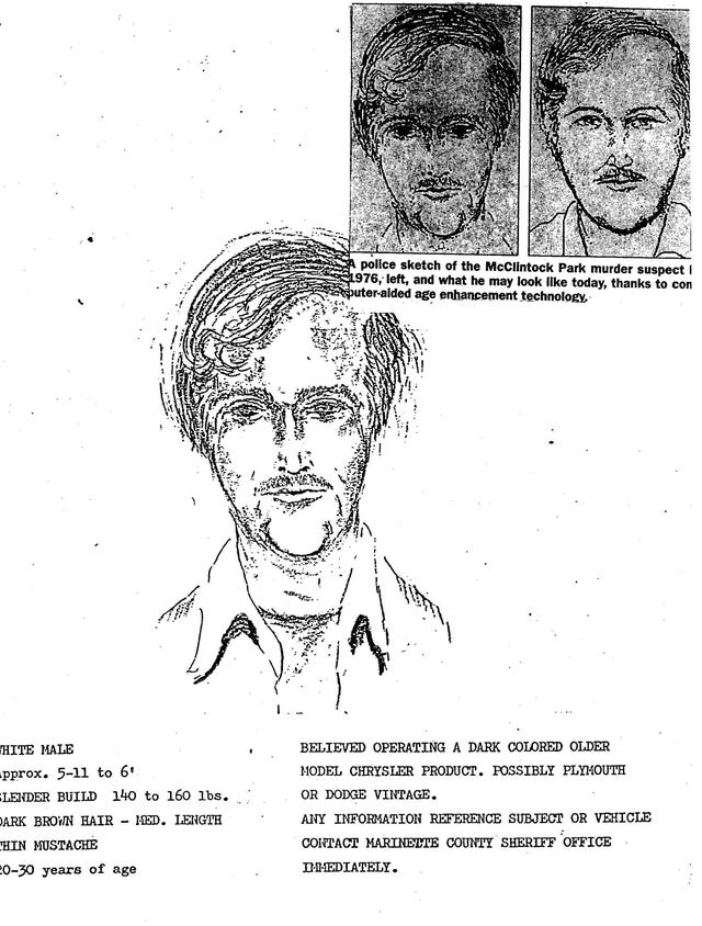 Wisconsin campground killer evaded police 42 years not genealogy: DA