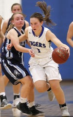 Wrightstown guard Bridget Froehlke averaged 15.8 points, 5.2 assists, 4.4 rebounds and 2.2 steals last season.