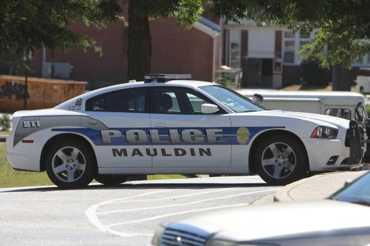Mauldin Police