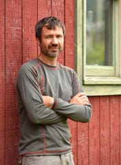 Chris Sermon, owner of Bio-Way Farm.