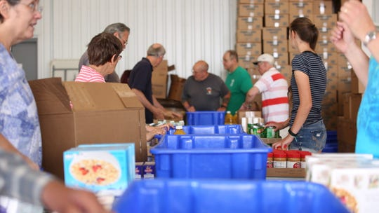 Volunteers are needed to deliver food to 600 low-income seniors in Cascade County on June 17-21.