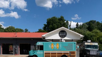 Southside Garage food truck park is open for business