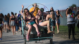 Didn't get a ticket to sold-out Bonnaroo? See and hear from the people that did.