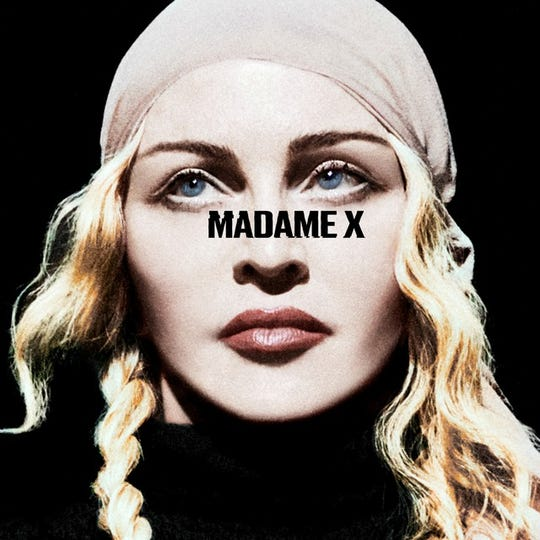 """Madame X"" by Madonna"