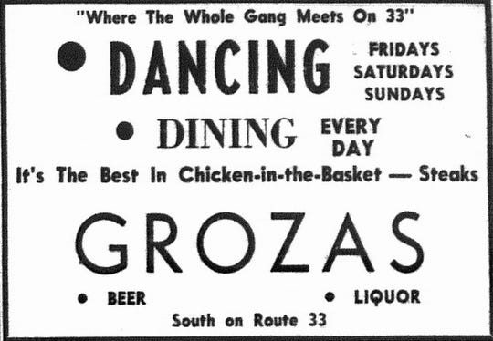 This ad ran in the May 29, 1957 Lancaster Eagle-Gazette.