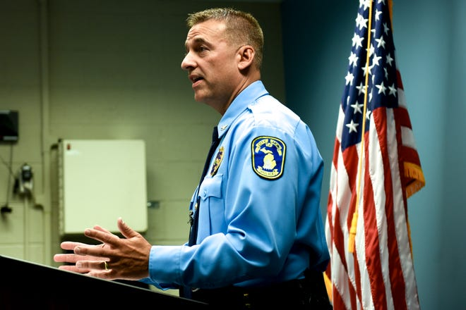 Chief Mike Yankowski will be retiring from the Lansing Police Department after 25 years.