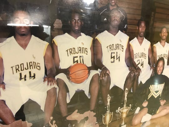Before he was an MSU star, Draymond Green led Saginaw High School to back-to-back state championships.