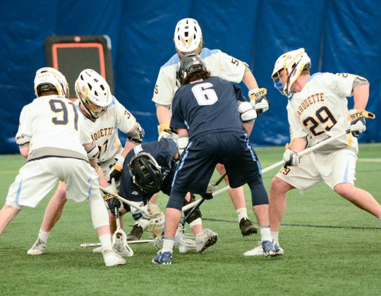 The Marquette lacrosse team will be playing under a new head coach next season in Andrew Stimmel.