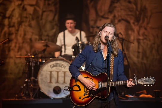 The Lumineers typically play arenas, but they played the intimate Pabst Theater in Milwaukee on June 13, 2019.