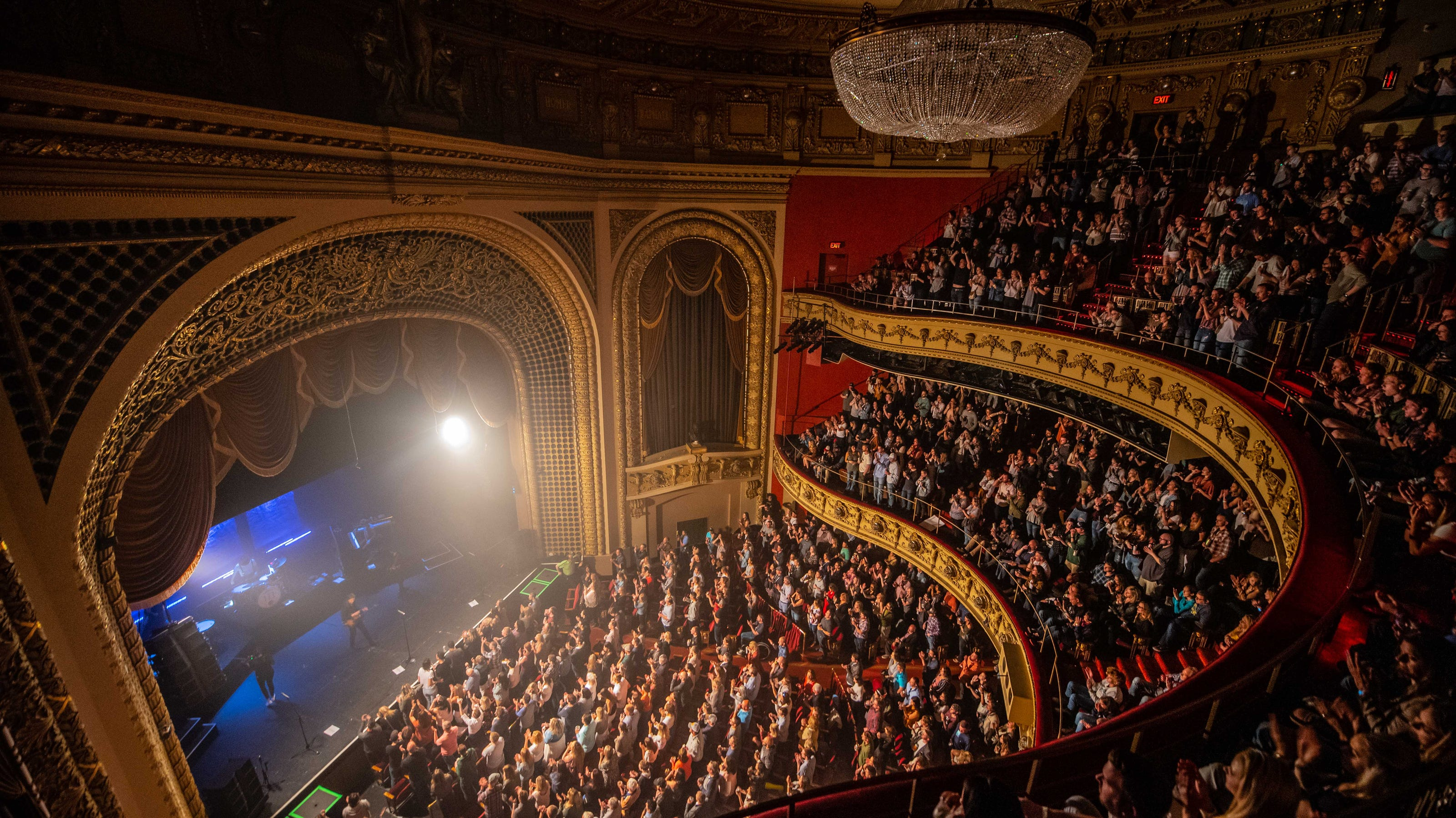 Pabst Theater Christmas Story Same As 2021? John Mcgivern Holiday Show Pabst Theater To Reopen For First Time In 8 Months