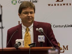 Now ULM's full-time AD, McDonald eager to prove he was the right choice