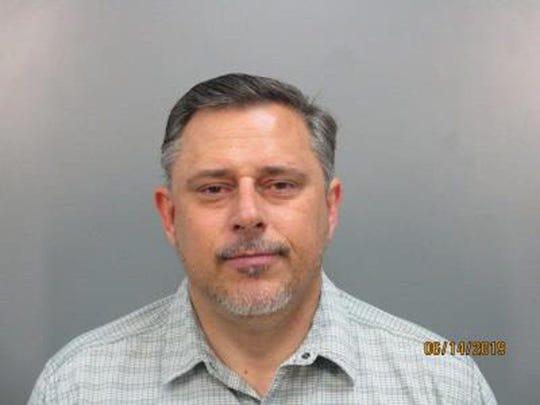 Spencer Collier arrest mugshot
