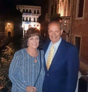 David and Debbie Barker  50th Anniversary
