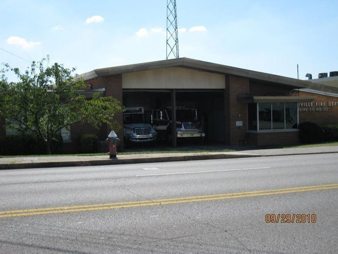 Old Green Hills fire station