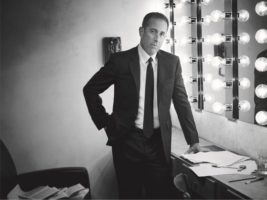 Comedian Jerry Seinfeld will perform in Fort Myers on Sept. 6, 2019. Tickets go on sale June 21.