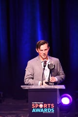 The 2019 NorthJersey.com Sports Awards at Bergen Performing Arts Center in Englewood on Thursday, June 13, 2019. I AM SPORT Award, Daniel Siegel, Lakeland Regional.