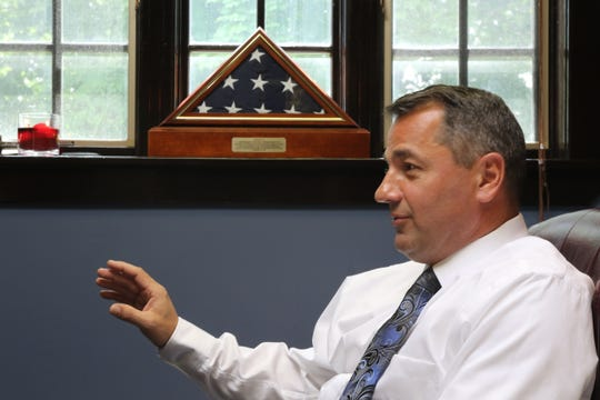 Former State Police colonel named chief of Palisades Parkway
