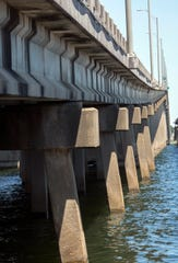 The Bob Sikes Bridge, which carries traffic to and from Gulf Breeze and Pensacola Beach, needs extensive work to extend its life span another 10 to 15 years.