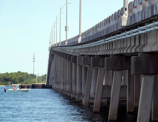 Major rehabilitation work on the Bob Sikes Bridge is expected to start before the end of the year.