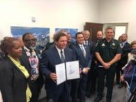 Immigrant advocates file lawsuit against new Florida 'sanctuary cities' law