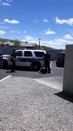 Phoenix police are hot on the trail of a shoplifter and this