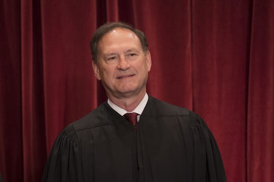 U.S. Supreme Court Justice Samuel Alito was confirmed in 2006.