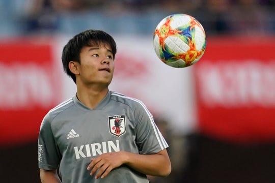 A sus 18 años, Takefusa Kubo está convertido en una promesa del futbol mundial.