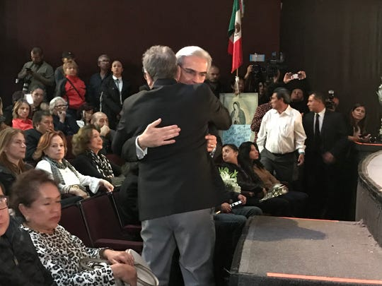 Lorenzo Lazo, esposo de Edith, agradeció el homenaje póstumo a la actriz.