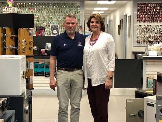 Mark and Jill Reed celebrated 40 years in business in 2019 and are still growing and evolving in a rapidly changing locksmithing industry.