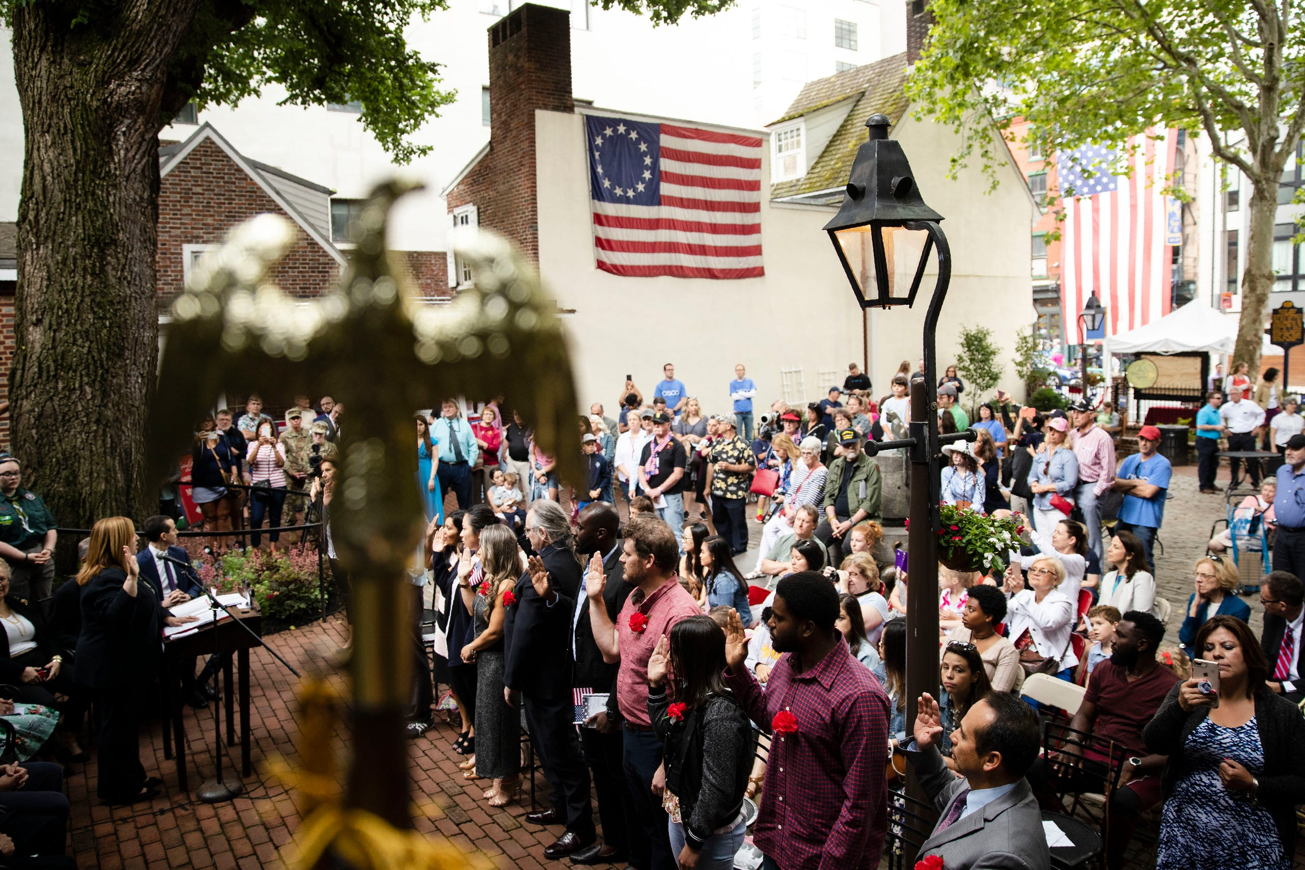 Flag Day 2019: Celebrating Stars and Stripes in Pa  and beyond