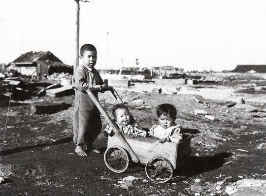 Japan, 1945.