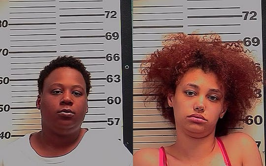 The Madison County Prison in Idaho insisted that Christina Haney, 22, and Martece Saddler, 30, are prisoners at the prison as illnesses from justice Thursday.