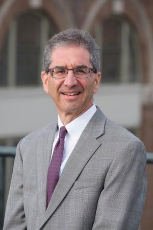 Steven Rosenberg, Staunton's 16th city manager.