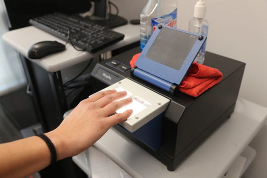 Dixie State University Campus Police provides digital fingerprinting services for a minimal fee to those who need it, including DACA recipients and other immigrants.