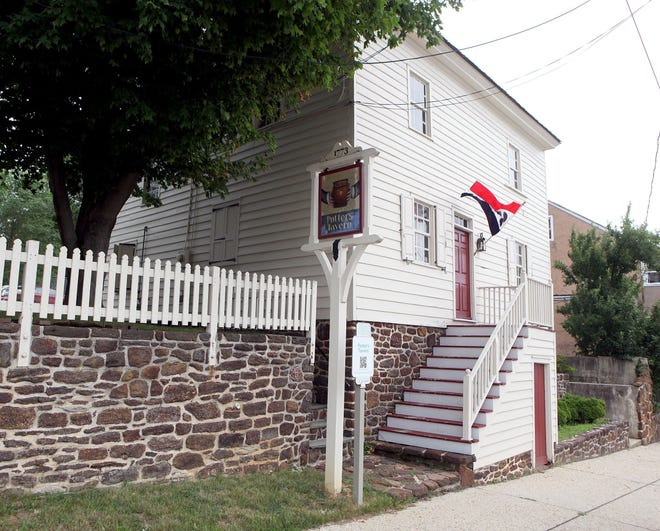 Celebrate the Fourth of July by visiting historic Potter's Tavern, a national landmark, at 51 W. Broad St., Bridgeton, from 1 to 4 p.m. July 4. The tavern will also be open from 1 to 4 p.m. Sundays in July.