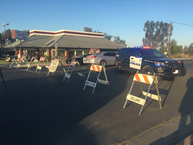 Tulare County Sheriff's deputies are on scene of an officer-involved shooting in southern Tulare County.
